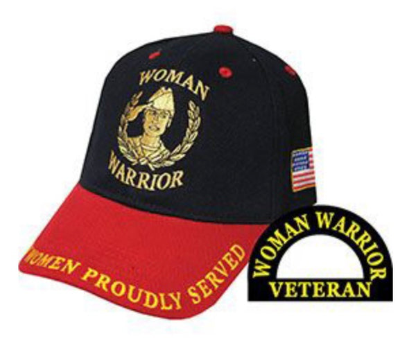 Woman Warrior Cap SALE!