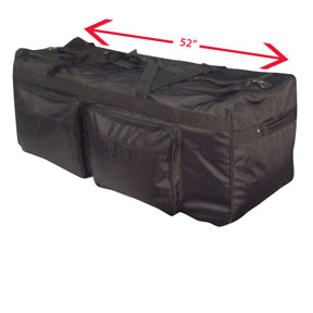 "SOFT CAMP TRUNK DUFFLE BAG 52"" JUMBO!"