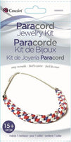 Red/White/Blue Necklace Paracord Kit