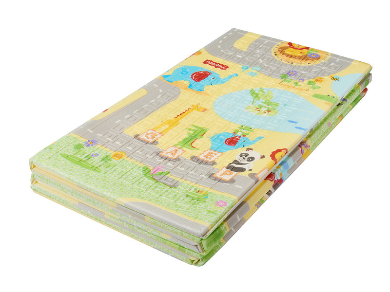 Fisher-Price Portable Folding Mat Extra Large  (ROAD)