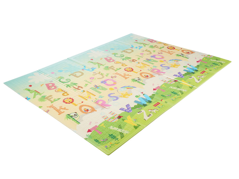 Fisher-Price Portable Folding Mat Extra Large  (ABC)