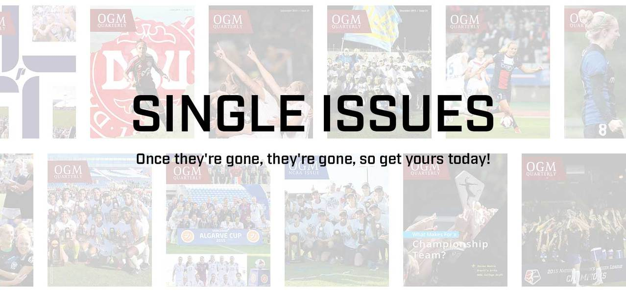 buy single issues of Our Game Magazine