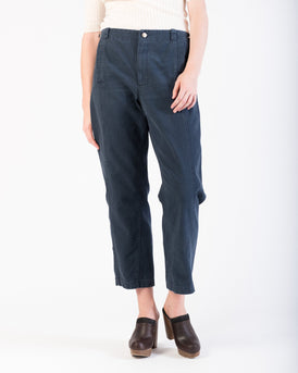 Steer pants in navy
