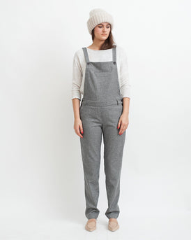 Amedeo Overalls in Grey