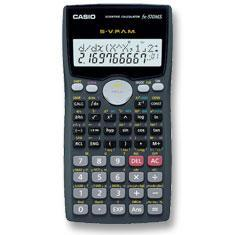 Casio-Casio Scientific Calculator: FX-570MS-4971850032588-BukuDBP.com