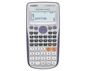 Casio-Casio Scientific Calculator: FX-570ES Plus-4971850090687-BukuDBP.com