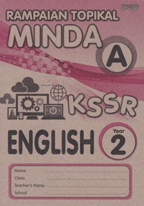Rampaian Topikal Minda: English Year 2