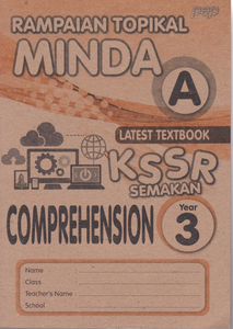 Rampaian Topikal Minda: Comprehension Year 3