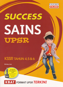 Success: Sains Tahun 4,5,6