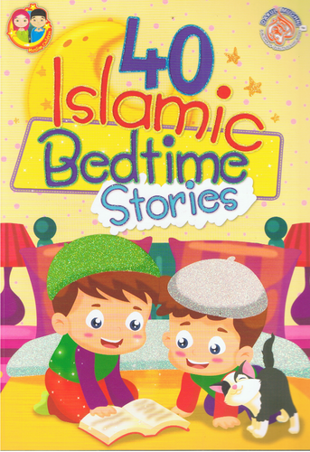 Edukid Publication-40 Islamic Bedtime Stories-9789670618609-BukuDBP.com