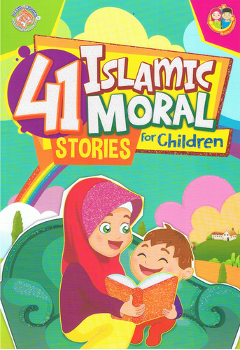 Edukid Publication-41 Islamic Moral Stories For Children-9789670618647-BukuDBP.com