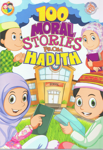 Edukid Publication-100 Moral Stories From Hadith-9789670618760-BukuDBP.com