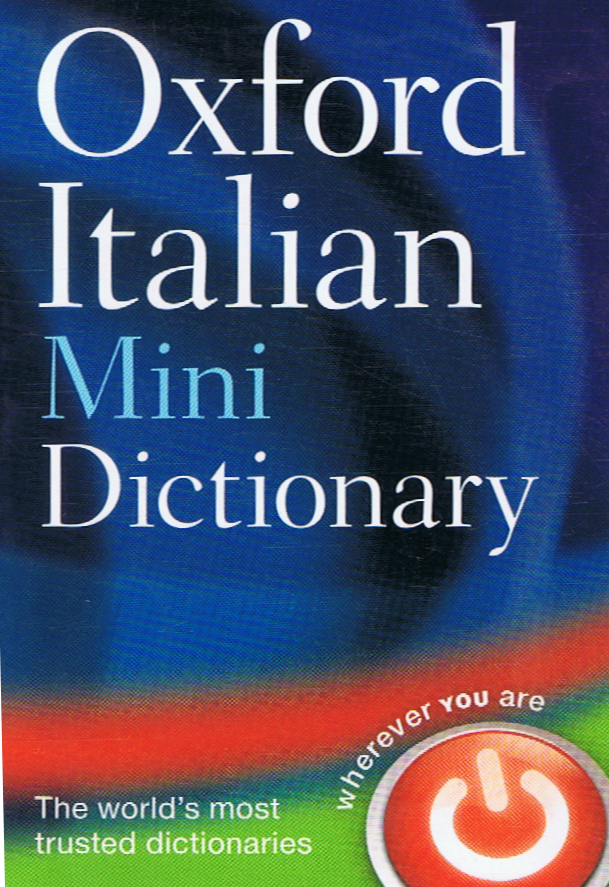 Oxford Fajar-Oxford Italian Mini Dictionary-9780199692651-BukuDBP.com