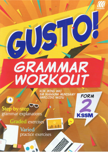 Gusto! Grammar Workout Form 2