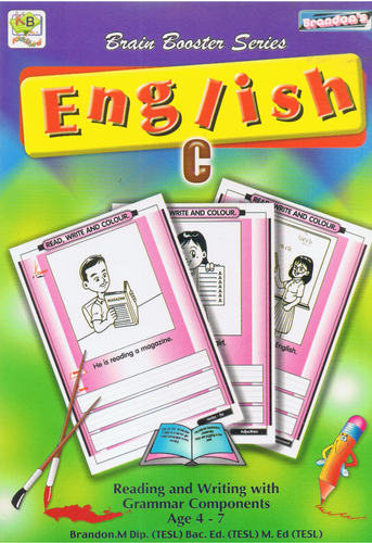 Brain Booster Series: English C