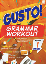 Load image into Gallery viewer, Gusto! Grammar Workout Form 1