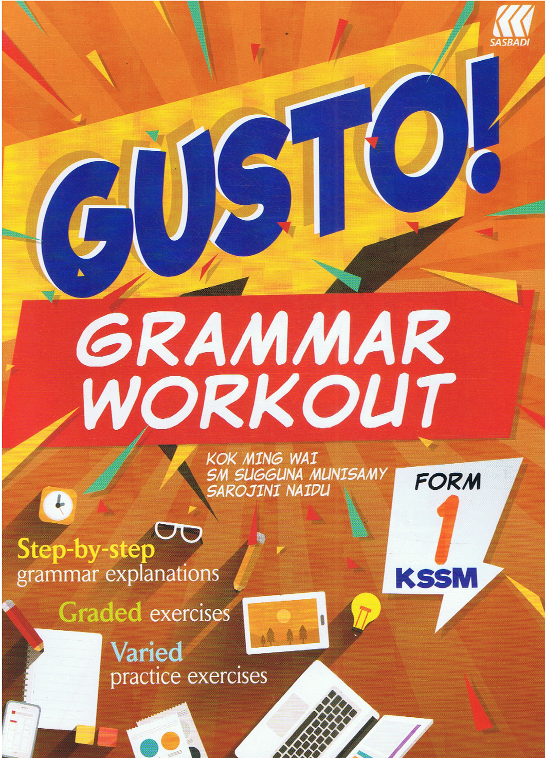 Gusto! Grammar Workout Form 1