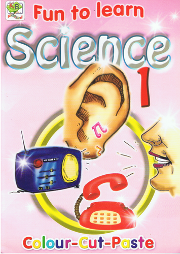 Fun To Learn Science Book 1