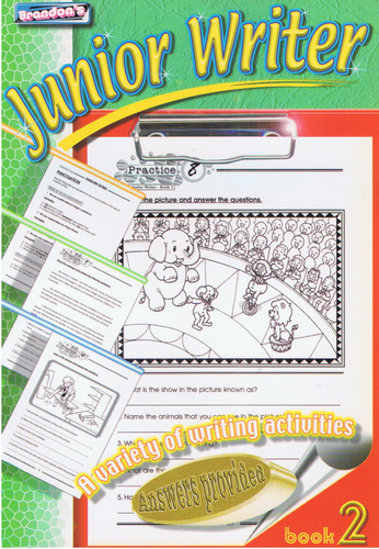 Junior Writer Book 2