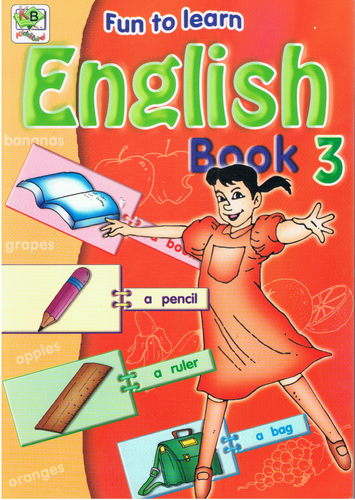 Fun To Learn English Book 3