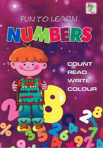 Fun To Learn Numbers