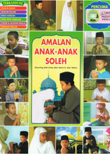 Load image into Gallery viewer, Amalan Anak-Anak Soleh