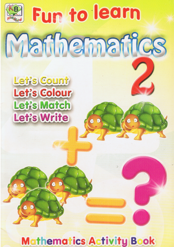 Fun To Learn Mathematics Book 2