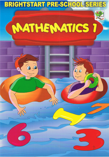 Brightstart Pre-School Series: Mathematics 1