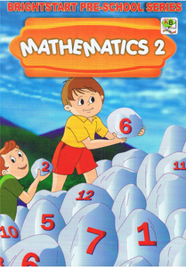 Brightstart Pre-School Series: Mathematics 2