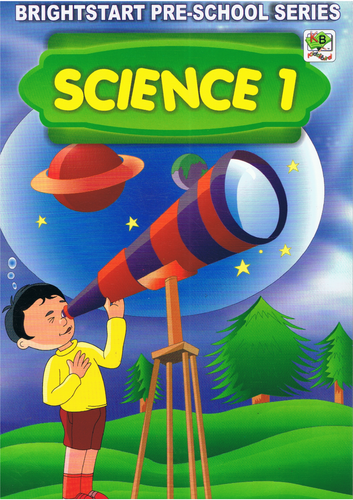 Brightstart Pre-School Series: Science 1