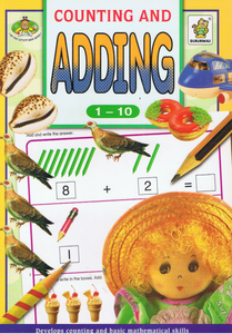 Counting And Adding 1-10