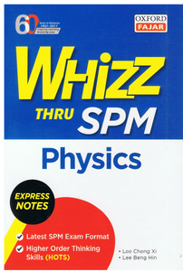 Whizz Thru SPM Physics