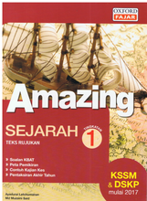 Load image into Gallery viewer, Amazing: Sejarah Tingkatan 1