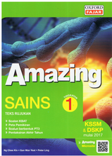 Load image into Gallery viewer, Amazing: Sains Tingkatan 1