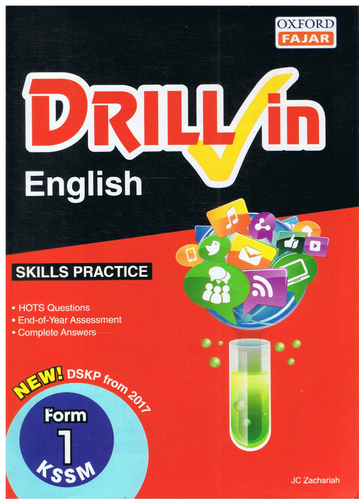 Drill In English