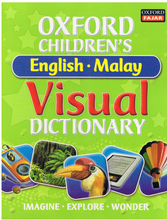 Load image into Gallery viewer, Oxford Children's English-Malay Visual Dictionary