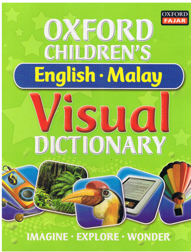 Oxford Children's English-Malay Visual Dictionary