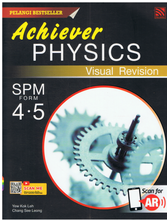 Load image into Gallery viewer, Achiever Physics Visual Revision SPM Form 4 & 5