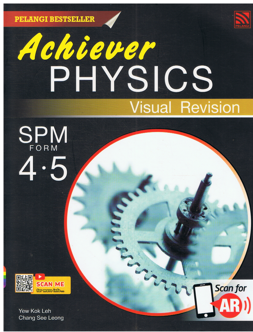Achiever Physics Visual Revision SPM Form 4 & 5