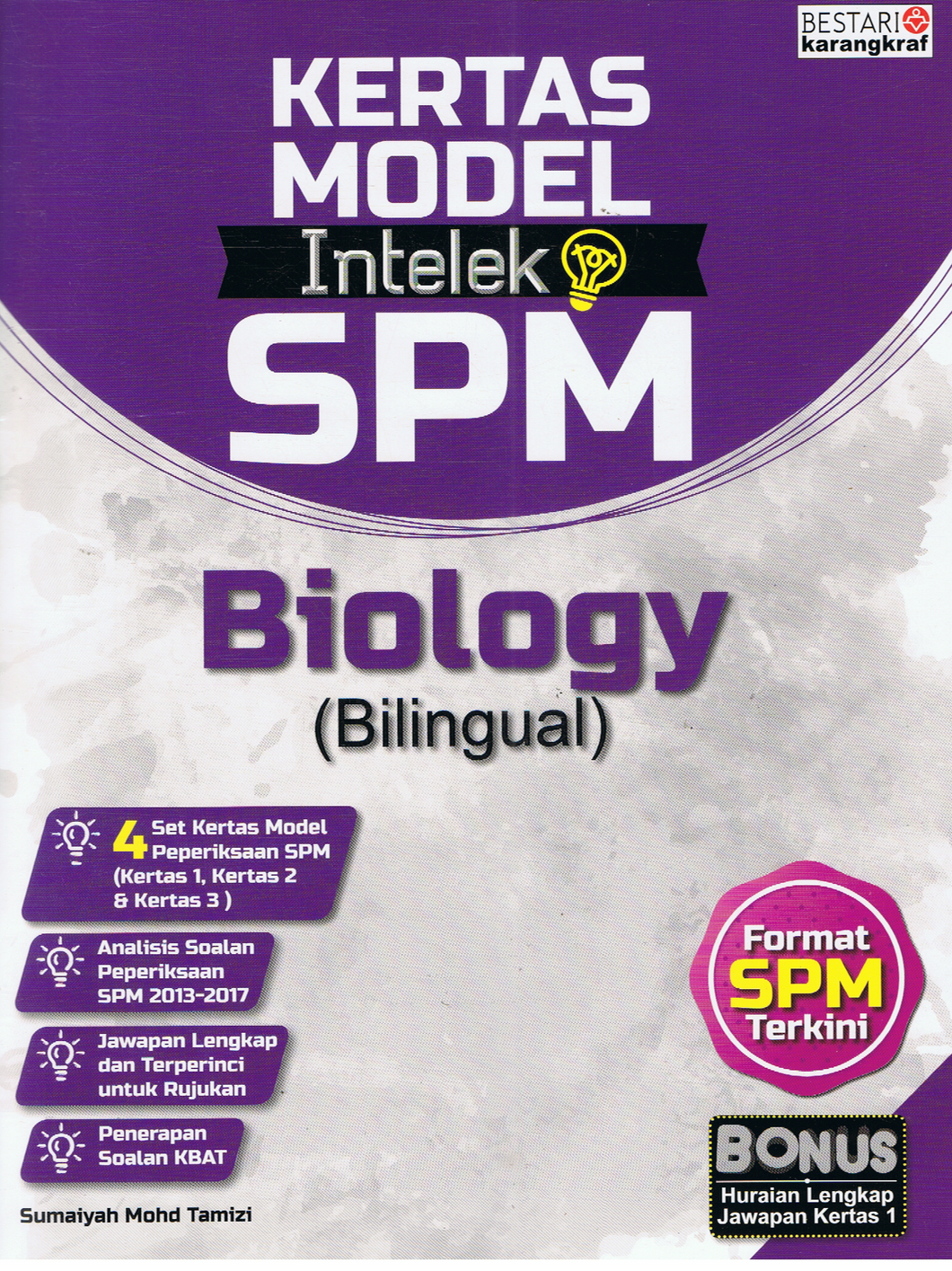 Kertas Model Intelek SPM: Biology (Bilingual)