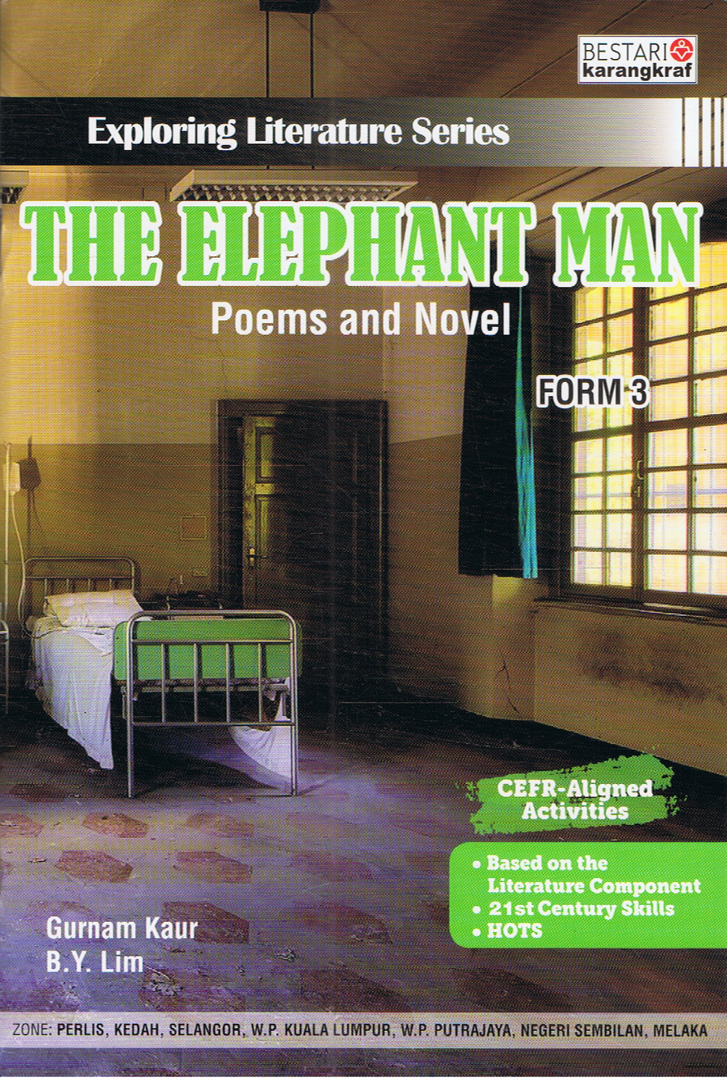 Exploring Literature Series The Elephant Man Poems And Novel Form 3