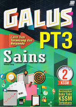 Load image into Gallery viewer, Galus PT3 Sains Tingkatan 2