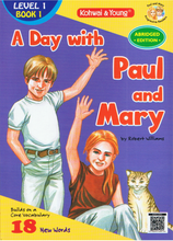 Load image into Gallery viewer, A Day With Paul And Mary Level 1 Book 1