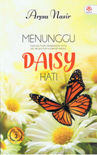 Load image into Gallery viewer, Menunggu Daisy Hati