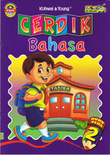 Load image into Gallery viewer, Cerdik Bahasa: Buku Teks 2