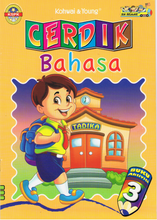 Load image into Gallery viewer, Cerdik Bahasa: Buku Aktiviti 3
