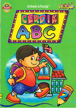 Load image into Gallery viewer, Cerdik  ABC: Buku Aktiviti 2