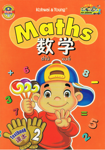 Learning Maths Series Textbook 2