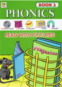 Phonics Read With Pictures Book 2