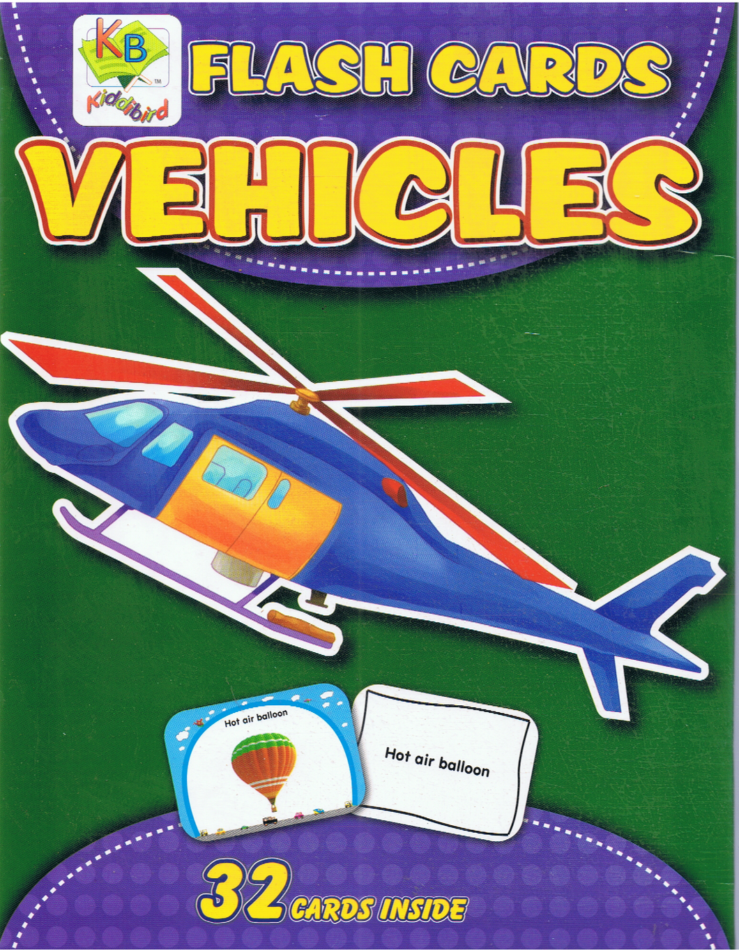 Flash Cards Vehicles